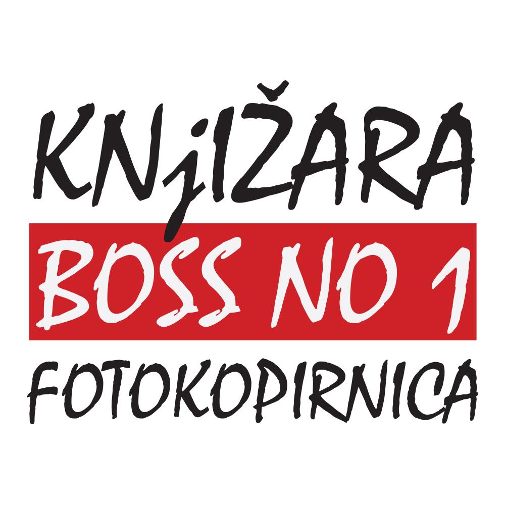 KNJIŽARA FOTOKOPIRNICA BOSS NO1