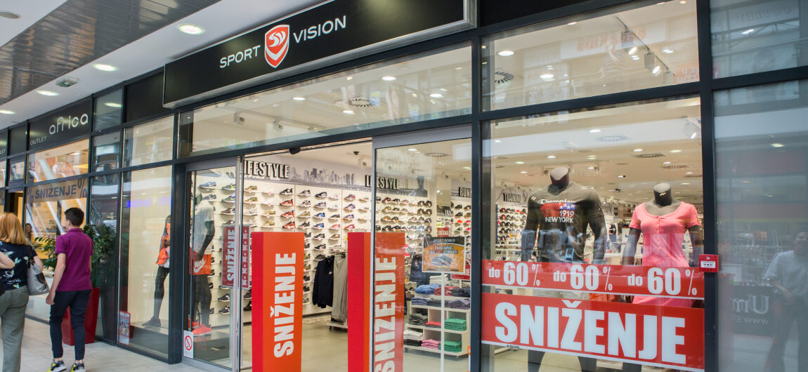 Sport Vision Outlet Immo Centar